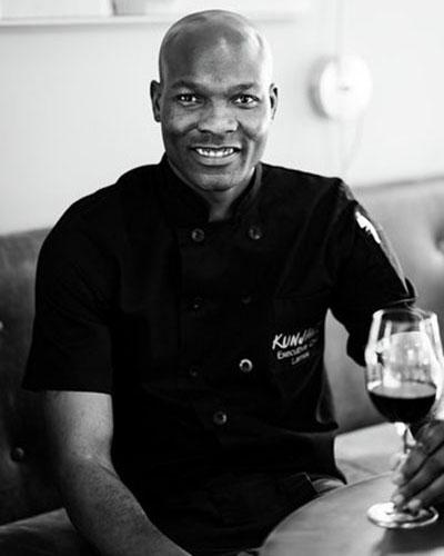 5 Minutes with Kunjani's Head Chef, Lamek Mnisi
