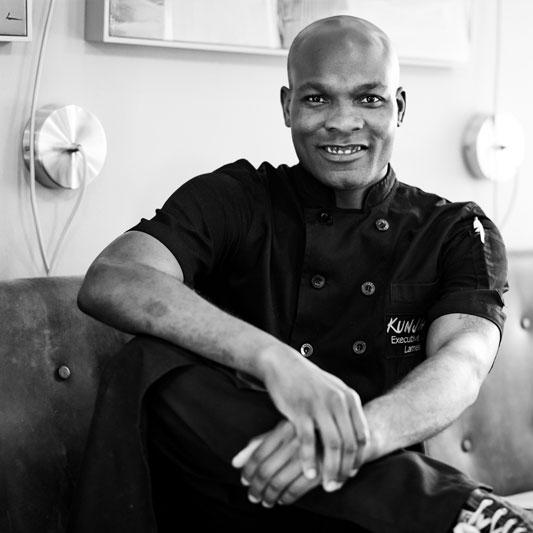 Chef Lamek Mnisi